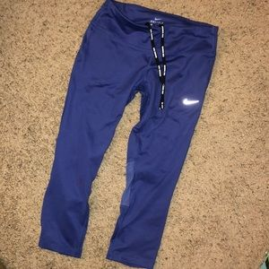 Nike dri-fit leggings.